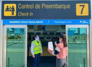 Protocolos de Embarque Aeropuerto