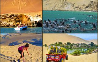3 lugares que ver en Paracas